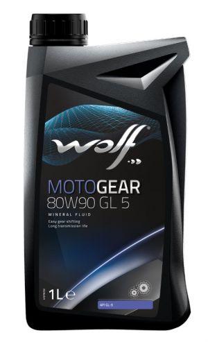 Wolf Motogear 80W-90 GL-5
