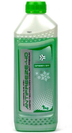 Motor Lux Antifreeze G11 (-40, зеленый)