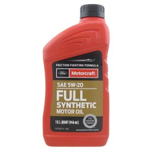 MOTORCRAFT 5W-20 Full Synthetic Motor Oil