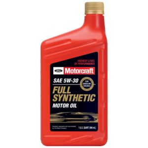 MOTORCRAFT 5W-30 Full Synthetic Motor Oil