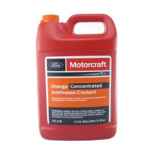 Motorcraft Orange Concentrated Antifreeze (-70C, оранжевый)