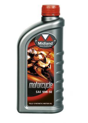 MIDLAND Motocycle 10W-50