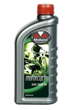 MIDLAND Motocycle 20W-50