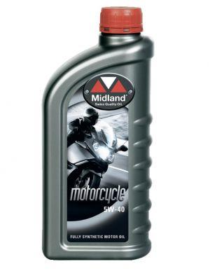 MIDLAND Motocycle 5W-40