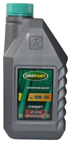 Oil Right Стандарт 15W-40