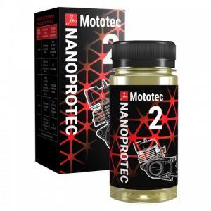 Присадка в масло моторное (Дополнительная защита) NANOPROTEC Мototec 2