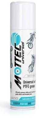 Универсальная белая смазка с политетрафторэтиленом (PTFE) Xado Mottec Universal White Grease