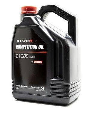 Nismo Competition OIL Type 2108E 0W-30