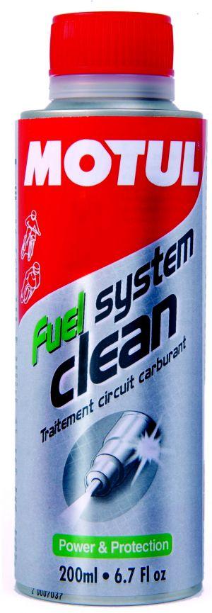 Очиститель топливной системы MOTUL Fuel System Clean Moto