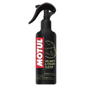 Спрей для очистки шлема и защитного стекла MOTUL M1 Helmet & Visor Clean