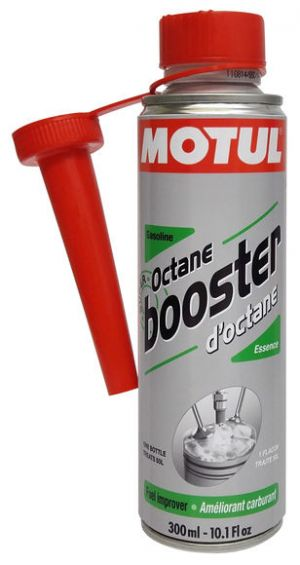 Присадка в бензин (Октан-корректор) Motul Super Octane Booster Gasoline