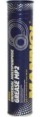 Многоцелевая смазка (литиевый загуститель) MANNOL MP-2 Multipurpose Grease