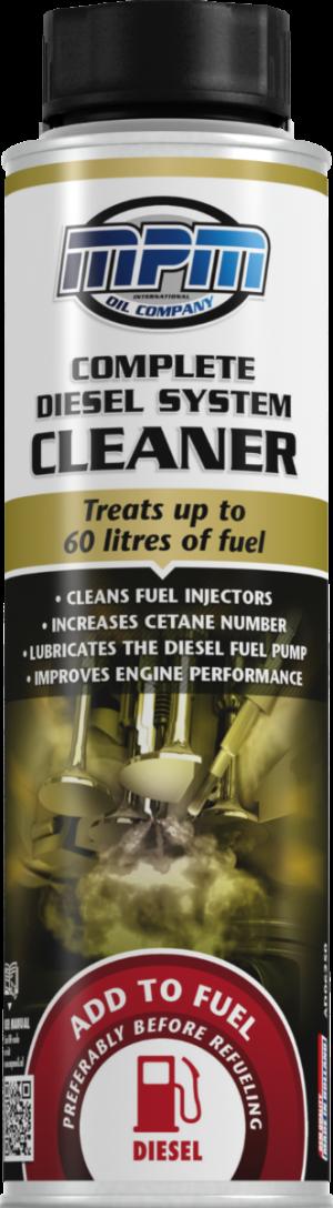 Присадка в дизтопливо (Очиститель топливной системы) MPM Complete Diesel System Treatment