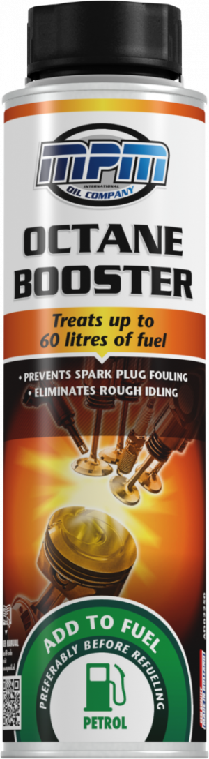 Присадка в бензин (Октан-корректор) MPM Octane Booster