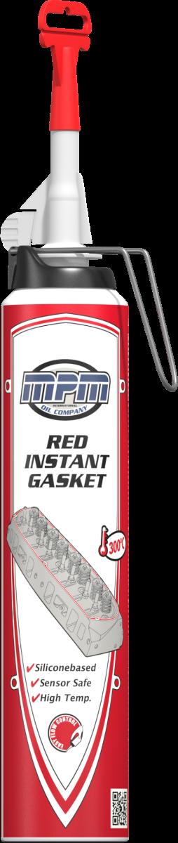 Герметик силиконовый (красный) MPM Premium Red Gasket Pressure Pack