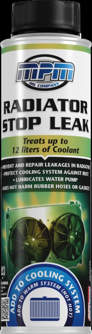 Стоп-течь системы охлаждения MPM Radiator Stop Leak