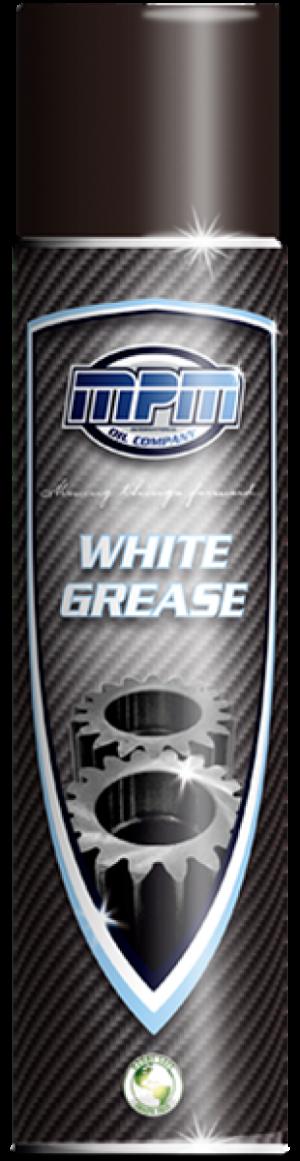 Смазка - спрей белая MPM Universal White Grease