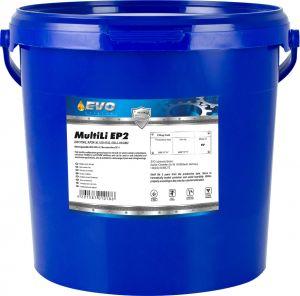 Многоцелевая смазка (литиевый загуститель) EVO MultiLi EP2