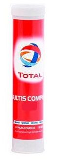 Многоцелевая смазка (литиевый загуститель) Total Multis Complex EP 3
