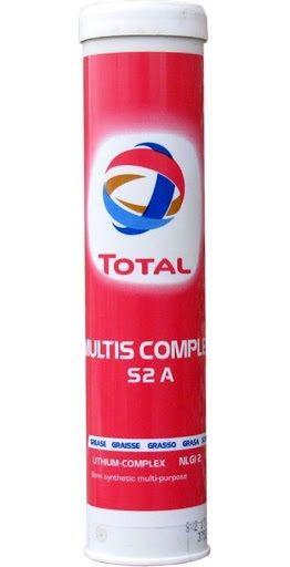 Многоцелевая смазка (литиевый загуститель) Total Multis Complex S2A