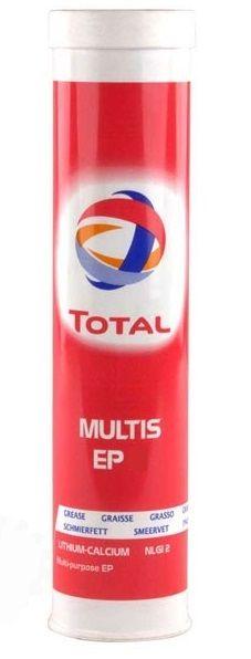 Многоцелевая смазка (кальциево - литиевый загуститель) Total Multis EP 3