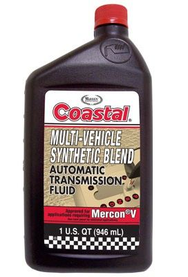 Coastal Multi Vehicle ATF