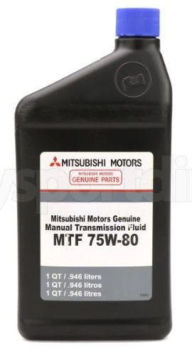 Mitsubishi MTF 75W-80