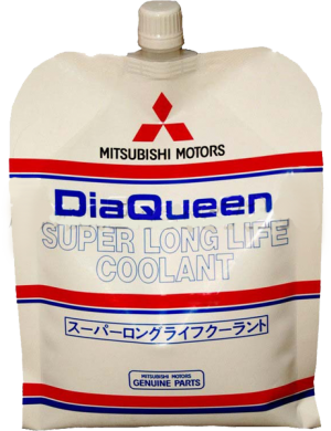Mitsubishi Super Long Life Coolant