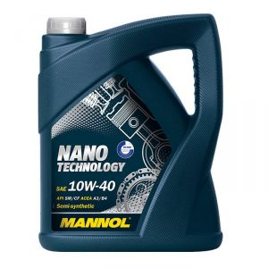 MANNOL Nano Technology 10W-40