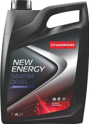 CHAMPION New Energy 5W-40 B4 Diesel