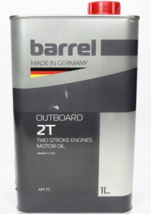Barrel Outboard 2T