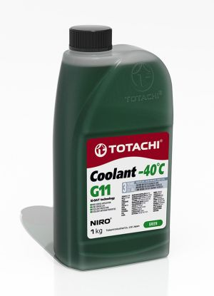 Totachi Niro Coolant (-40C, зеленый)