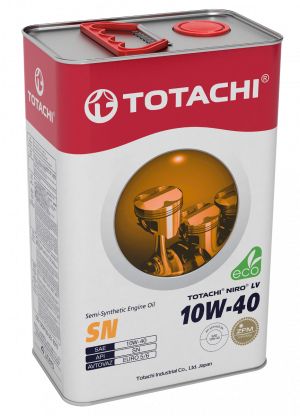 Totachi Niro LV Semi-Synthetic 10W-40