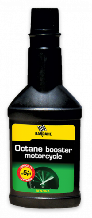 Присадка в бензин (Октан-корректор) Bardahl Octane Booster Moto