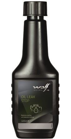 Стоп-течь моторного масла Wolf Oil Leak Stop