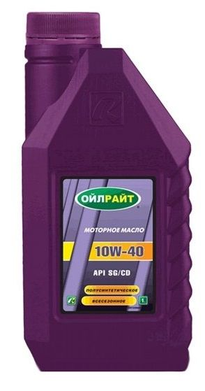 Oil Right 10W-40
