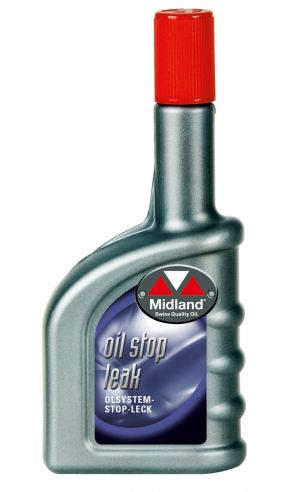 Стоп-течь моторного масла Midland Oil Stop Leak