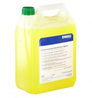 Swag Coolant G11 (-72C, желтый)
