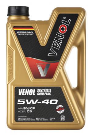 Venol Synthesis Gold Plus 5W-40
