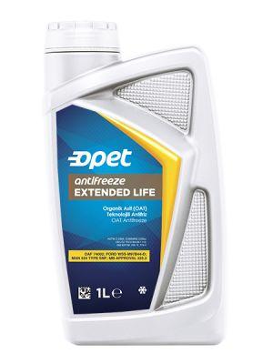 Opet Extended Life Antifreeze (-70C, красный)