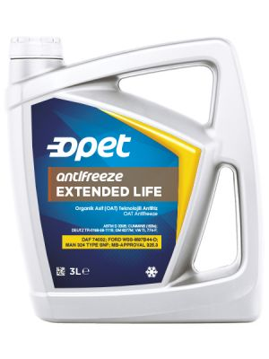 OPET Extended Life Antifreeze