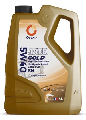 Oscar Jade Gold 5W-40
