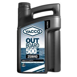 YACCO OUTBOARD 500 4T 25W-40