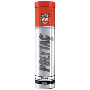Многоцелевая смазка (полиуретановый загуститель) Phillips 66 Polytac NLGI#2