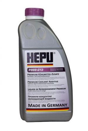 Hepu Antifreeze (-72C, фиолетовый)