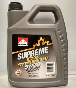 Petro Canada PC Supreme C3 Synthetic 5W-30