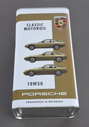 Porsche Classic Motor Oil 10W-50