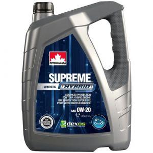 Petro Canada Supreme Synthetic Hybrid 0W-20