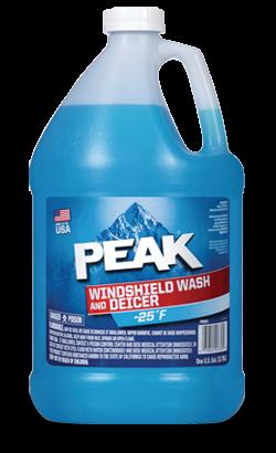 Peak De-Icer Fluid