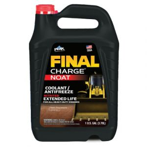 PEAK FINAL CHARGE NOAT EXTENDED LIFE Antifreeze/coolant